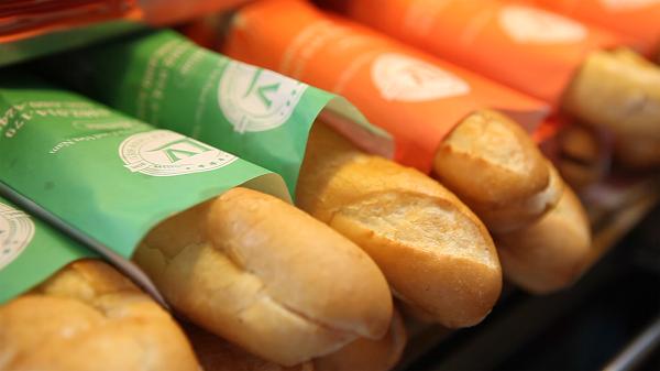 1 ổ bánh mì que bao nhiêu calo, 1 bánh mì que bao nhiêu calo, bánh mì que đà nẵng bao nhiêu calo, ăn bánh mì que có béo không, ăn bánh mì que có mập không, Bánh mì que Hải Phòng bao nhiêu calo, Calo trong bánh mì que pate, Calo trong bánh mì que Hải phòng