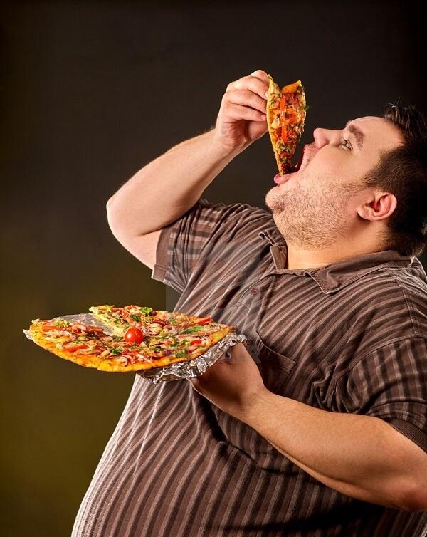 ăn nhanh dễ tăng cân, ăn quá nhanh dễ tăng cân, ăn nhanhsẽdễbịtăng cân, ăn nhanh làm tăng nguy cơ béo phì