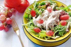 Top 5 Cách làm salad ức gà giảm cân ngon miệng, dễ làm ngay tại nhà