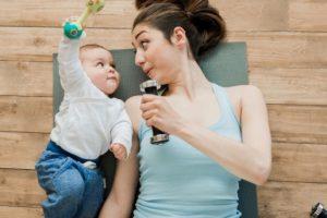 Mẹ bỉm đang cho con bú giảm cân như thế nào là an toàn và hiệu quả?