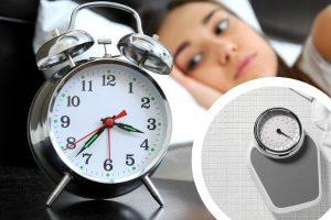 1001 điều nhất định phải biết: Giảm cân bị mất ngủ phải làm sao?