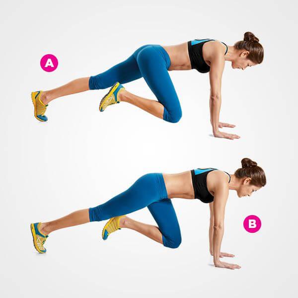 những bài tập giảm cân tại nhà cho nữ, các bài tập giúp giảm cân tại nhà cho nữ, những bài tập gym giảm cân cho nữ tại nhà
