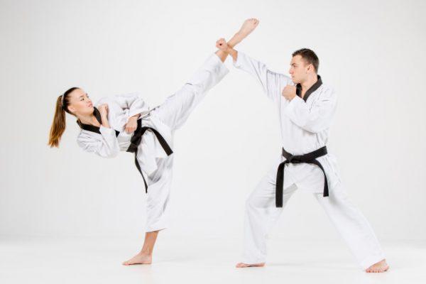 tập võ có giảm cân không, học võ giảm cân, học võ gì để giảm cân, học võ taekwondo có giảm cân không