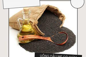 Chia sẻ cực shock từ chuyên giaː Dầu mè bao nhiêu calo? Uống dầu mè có giảm cân không?