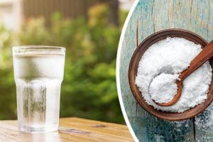 Uống nước muối có giảm cân không? Bật mí cách uống nước muối giảm cân hiệu quả không tưởng
