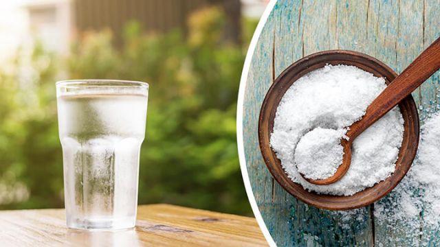 uống nước muối có giảm cân không, uống nước muối giảm cân, uống nước muối loãng giảm cân, cách uống nước muối giảm cân, uống nước muối pha loãng giảm cân