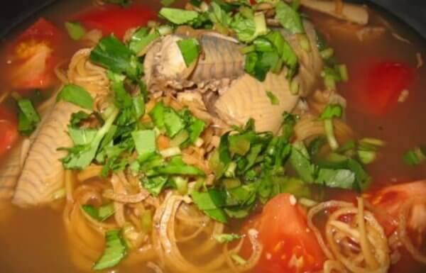 ăn lươn có béo không, 100g lươn chứa bao nhiêu calo, ăn miến lươn có béo không, miến xào lươn bao nhiêu calo, calo trong lươn, calo trong miến lươn, súp lươn bao nhiêu calo
