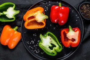 Ăn ớt chuông có giảm cân không? Bật mí cách chế biến ớt chuông giảm cân cực hiệu quả