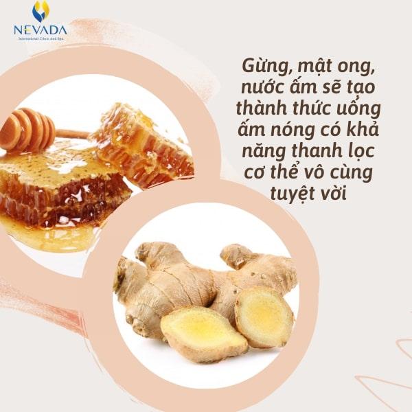 giảm cân sau sinh bằng mật ong, giảm cân sau sinh với mật ong, Giảm cân bằng mật ong cho phụ nữ sau sinh, Cách giảm mỡ bụng sau khi sinh bằng mật ong