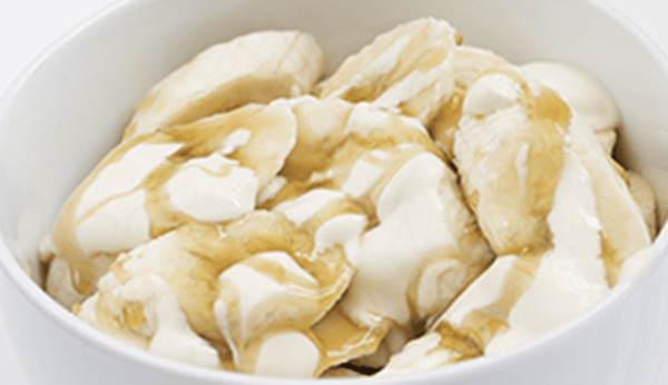 sinh tố chuối sữa chua giảm cân, giảm cân bằng chuối và sữa chua, sữa chua không đường và chuối giảm cân, chuối và sữa chua giảm cân, giảm cân bằng chuối với sữa chua, cách làm sữa chua chuối giảm cân