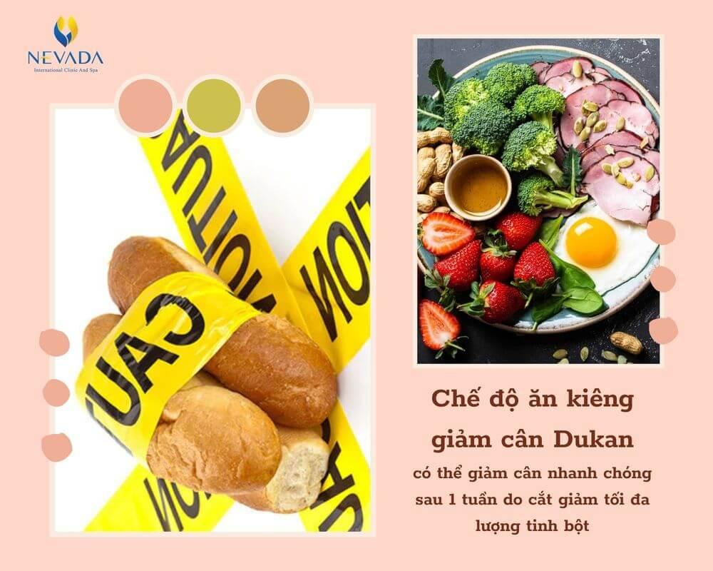 giảm cân dukan, giảm cân bằng phương pháp dukan, Thực đơn giảm cân Dukan, chế độ ăn kiêng giảm cân dukan, chế độ ăn kiêng dukan, ăn kiêng dukan