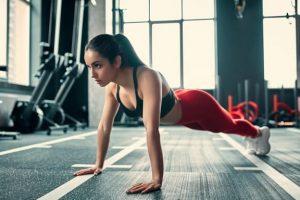 Bài tập hít đất có giảm cân không? Cách chống đẩy để giảm cân hiệu quả