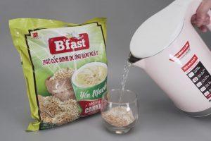Ngũ cốc b'fast bao nhiêu calo? Uống ngũ cốc b'fast có giảm cân không?