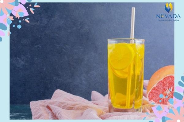 nước uống giảm mỡ bụng sau sinh, đồ uống giảm mỡ bụng sau sinh, uống nước gì để giảm mỡ bụng sau sinh, Uống gì để giảm mỡ bụng sau sinh