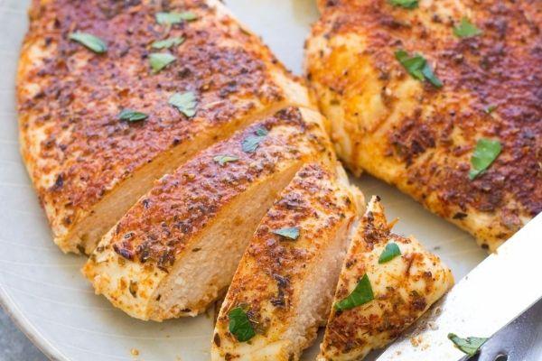 giảm cân bằng lườn gà, giảm cân với lườn gà, thực đơn giảm cân với lườn gà, cách giảm cân bằng lườn gà, ăn lườn gà giảm cân, ăn lườn gà có giảm cân không, cách chế biến lườn gà giảm cân, lườn gà có giảm cân