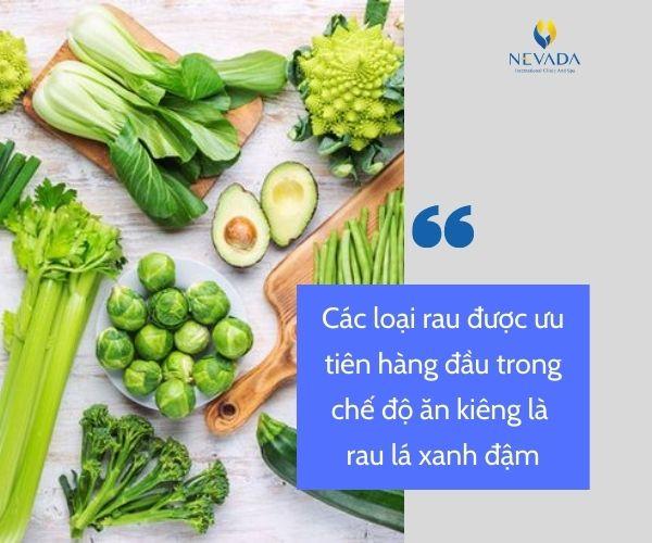 ăn rau và trứng giảm cân, trứng hấp rau củ giảm cân, ăn trứng với rau có
