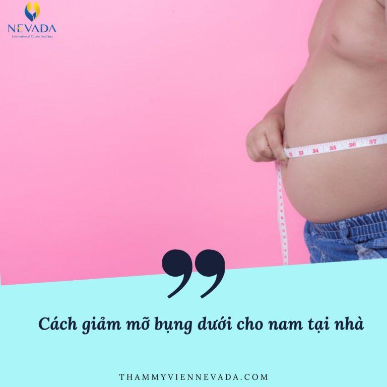 làm giảm mỡ bụng đúng cách, an toàn, cách chữa trị mỡ bụng nhỏ nhanh nhất