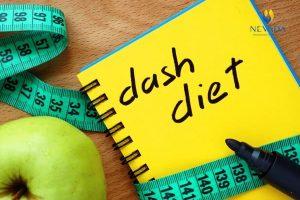 Chế độ ăn DASH giảm cân và kiểm soát tăng huyết áp hoàn hảo