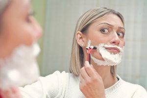 Phụ nữ, con gái có nên cạo lông mặt không? Review phụ nữ có nên cạo lông mặt webtretho