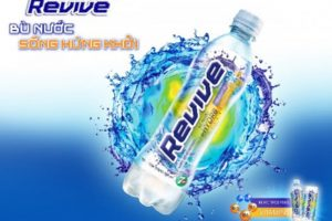 Nước Revive bao nhiêu calo? Nước uống Revive có tăng cân không?