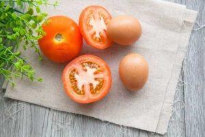 Bật mí thực đơn giảm cân bằng trứng cà chua trong 3 ngày cực hiệu quả