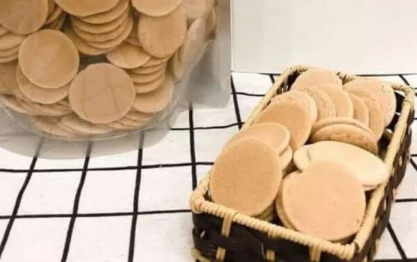 bánh đồng tiền sữa bao nhiêu calo, ăn bánh đồng tiền có béo không, bánh đồng tiền chứa bao nhiêu calo, bánh đồng tiền bao nhiêu calo